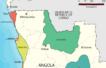 Angolan bid round basins