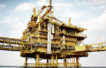 A newly built rig operated by oil and gas company Maersk Oil in the Al Shaheen field off the coast of Qatar gave way after one of the unit's jack-up legs collapsed